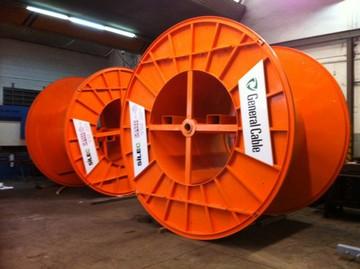 Proyecto de Salgar Group Industrial, 1.3, S.L. - Fabricación de Bobina 3560 con laterales abatibles